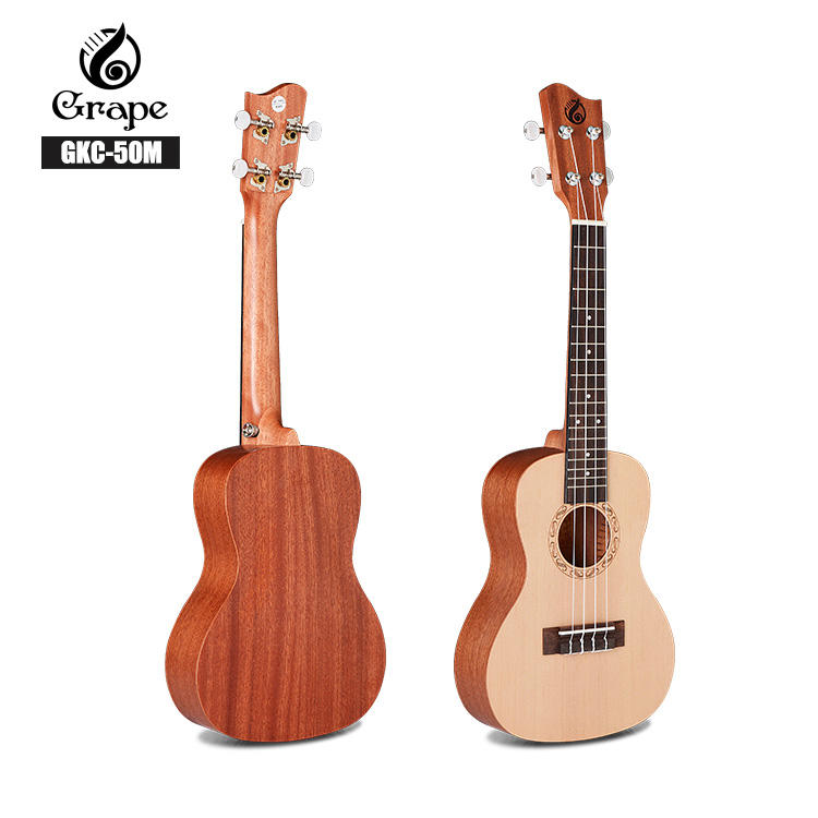 Cheap Price Musical Instruments Hawaii 24inch concert beginner ukulele