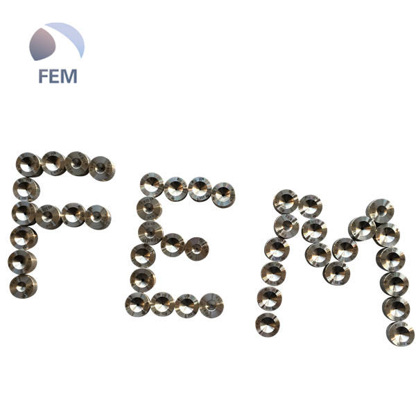 WUXI FEM factory Longest useful life Top level quality PCD diamond Iron or Copper or steel or SS wire Drawing Dies