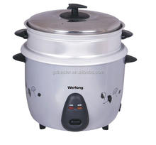 New Products Drum Type Electric Rice Cooker with steamer