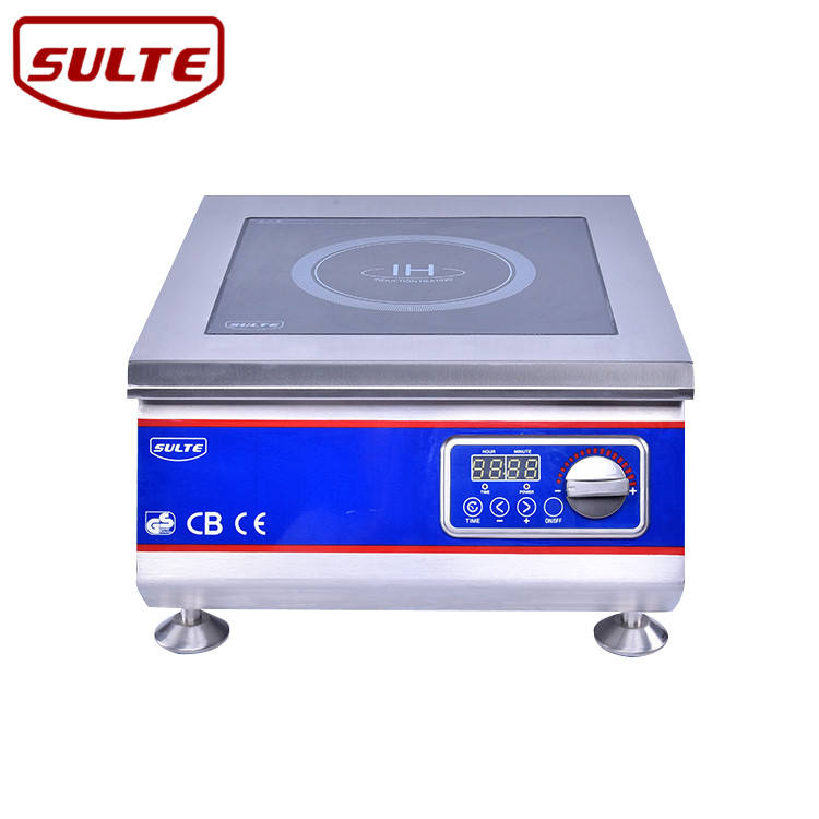 Multifunction Touch + Magnetic Knob Control Induction Cooker, New Hot Selling Induction Cooktop Commercial Hotel Use