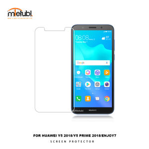 MIETUBL Wholesale mobile phones accessories full glue tempered glass film for HuaWei Y5 2018 screen protector