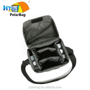 Cold Chain Frozen Thermal Vaccine Cooling Transport Insulated Medic Travel Bag Picture