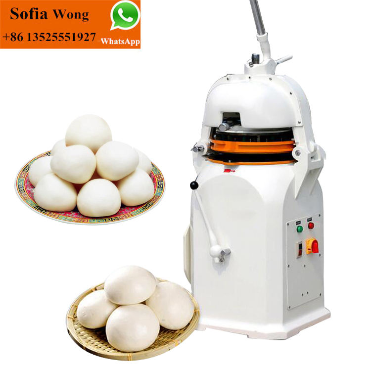 Dough Divider Rounder /rolled pizza dough/ Dough Ball Making Machine for Bakery