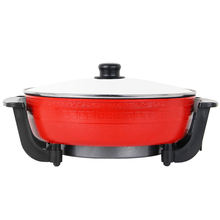 Realbei AL-6022 chinese hot pot equipment hot pot thermo electric hot pot cooker