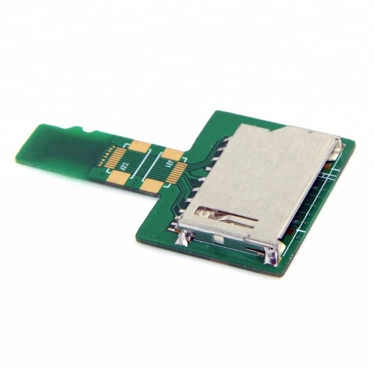 "8 pin 0.1"" pitch header memory card adapter module"