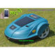 auto grass cutter with ultrasonic sensor and subarea function , lawn robot mower