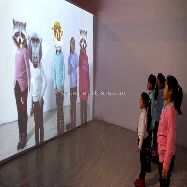 Promotion Interesting Interactive Wall Projection Games For Kids Projector Animal Show Software Buy Free Light Show Software Interactive Projection Games Interactive Installation Stimulate Children Imagination Product On Alibaba Com