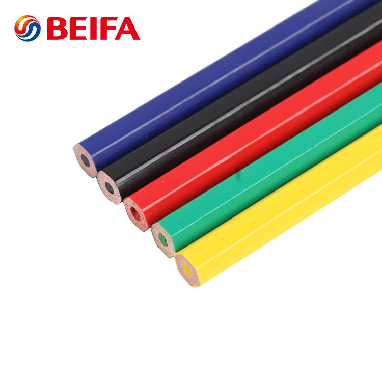 Beifa Brand MC0007 Mini Promotional Wooden Colored Pencil Color Set For Kids