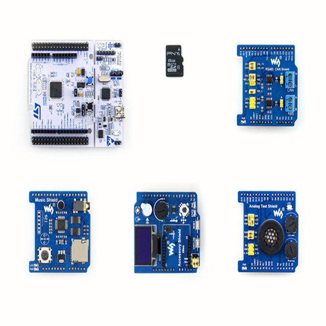 Waveshare ARM STM32 Board NUCLEO-F103RB Package B ST Official STM32 Nucleo Board ST Morpho Headers