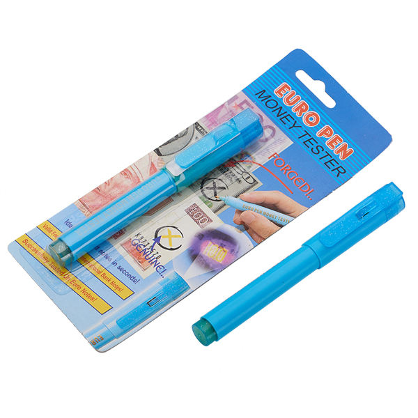 FJ-1379 money tester pen ink detector uv lamp detector pen