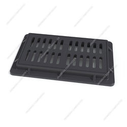 EN124 B125 SMC Gully Grating road drain covers and grate driveway grate