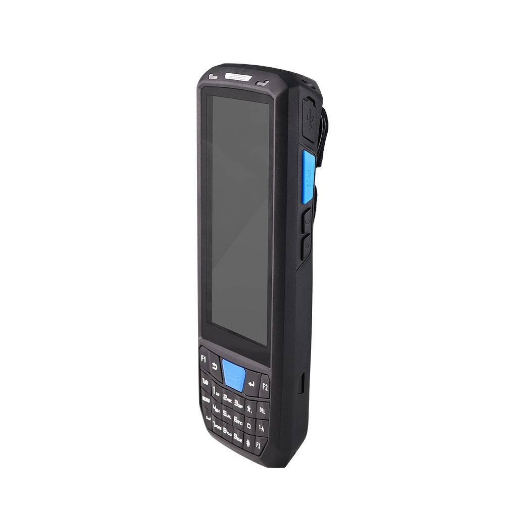 Shenzhen Bluetooth 13.56mhz handheld pdas phone nfc terminal mobile uhf 2D barcode scanner wireless Android pda rfid reader