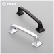 Filta Hardware China Factory Modern design Zinc Alloy furniture Cabinet Chrome Plated small drawer Handle 2461