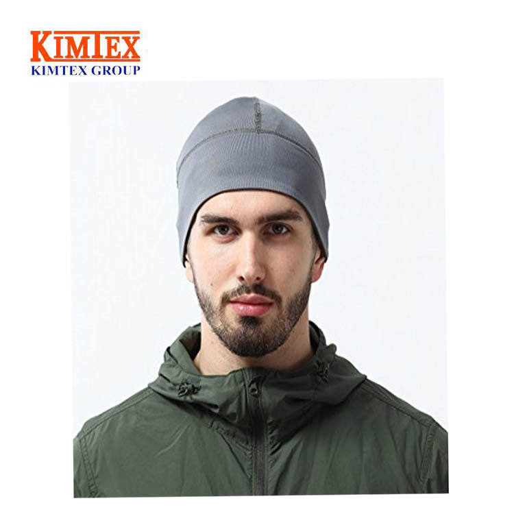 Skull Cap / Helmet Liner / Running Beanie - Ultimate Performance Moisture Wicking. Fits under Helmets