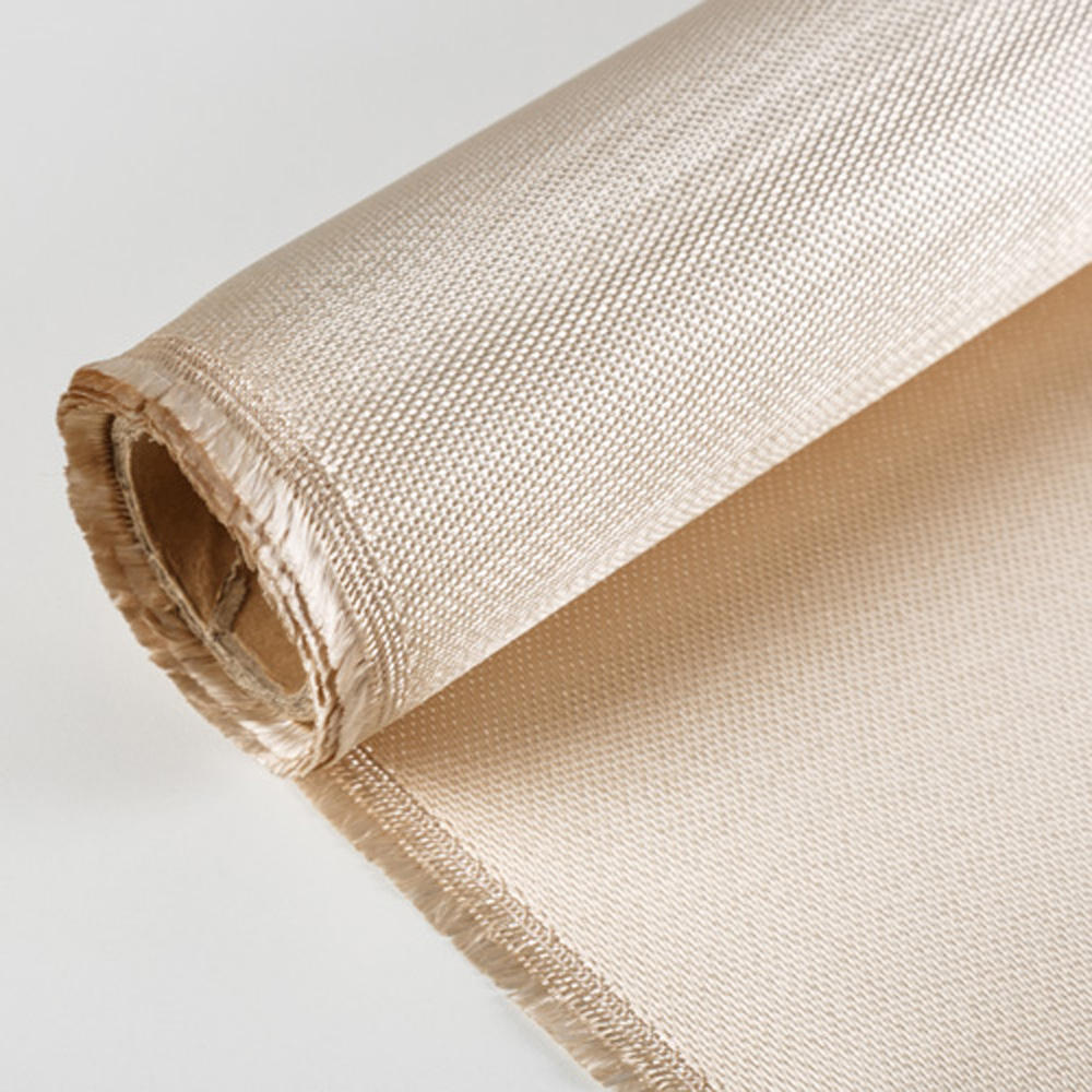 Heat Treated fiberglass Fabric Fire Proof Fabric for Welding Clothing