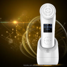 Portable RF home radio frequency machine nanoSkin skin tightening beauty devices