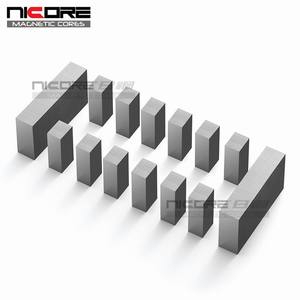 Nicore ננו nanocrystalline מגנטי אבקת מגנט פלדת סיליקון גיליון ברזל טבעתי ליבה טבעתי שנאי ליבת ג