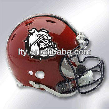 football helmet decals and clear stickers(M-A148)