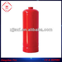 1kg empty fire extinguisher gas cylinder
