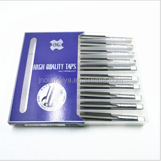 Japan original OSG cutting tools OSG screw tap for sale