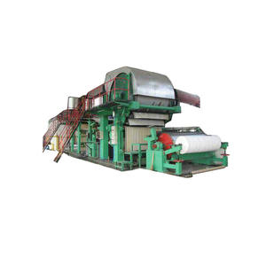 2800mm 10 ton used toilet tissue paper making machine paper making machinery equipment for paper mill