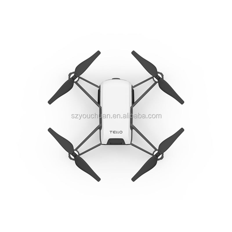 In stock new model Mini dji drone Ryze DJI Tello with 720P HD camera 13 minutes duration