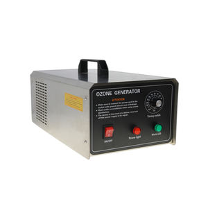 Portable 220v Corona Discharge Ozone Generator For Air Treatment