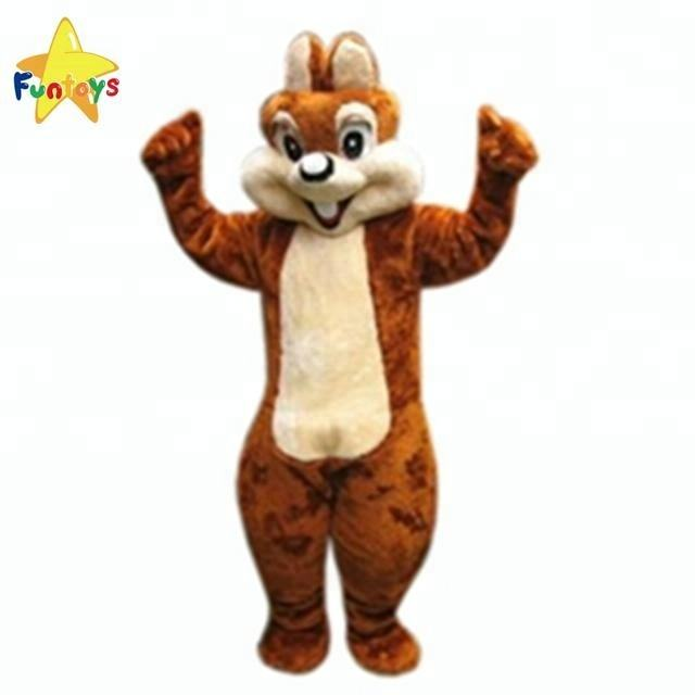Funtoys CE Cheeky chipmunks <span class=keywords><strong>alvin</strong></span> Costume Della Mascotte commerciale