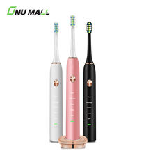 Wholesale FDA Approved Rechargeable Automatic Sonic Electric Toothbrush