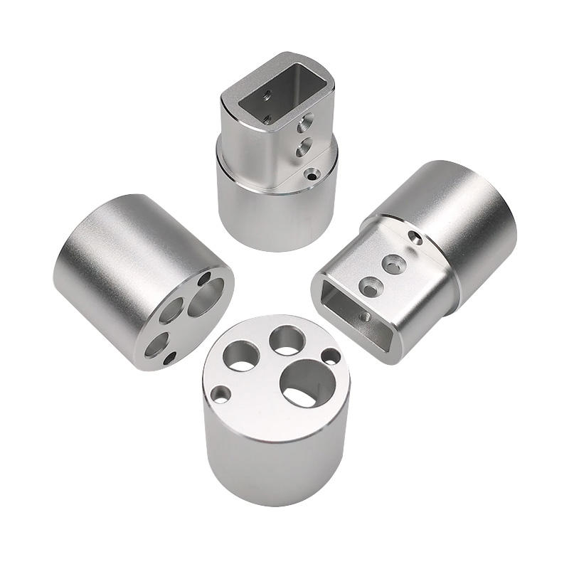 Custom small medical equipment accessories, aluminum hardware, cnc machining service.
