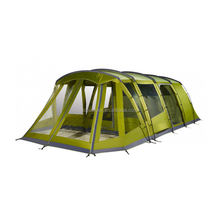 3 Room Breathable Fireproof Family 5 Person Tent Camping