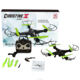 2018 auto return wifi live video quadcopter drone with hd camera