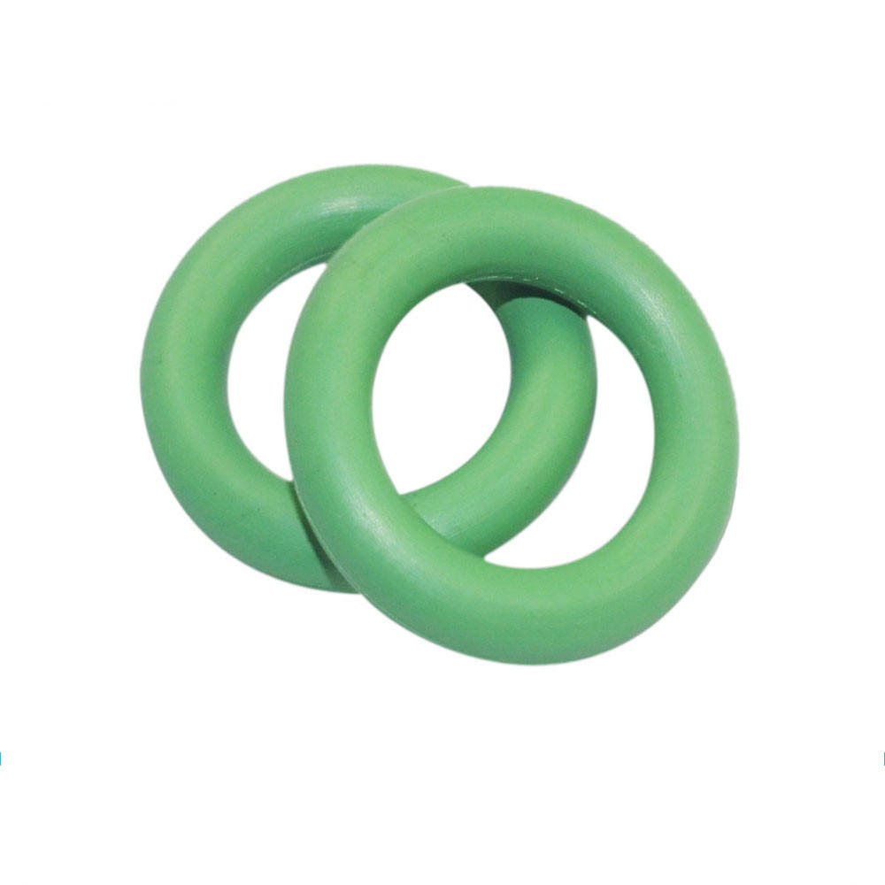 Safe to people different colors children toys FDA soft silicone elastic o ring