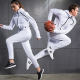 2020 Latest Design Women Men Jogging & Training Tracksuit Suit Custom Plain Sports white tracksuit