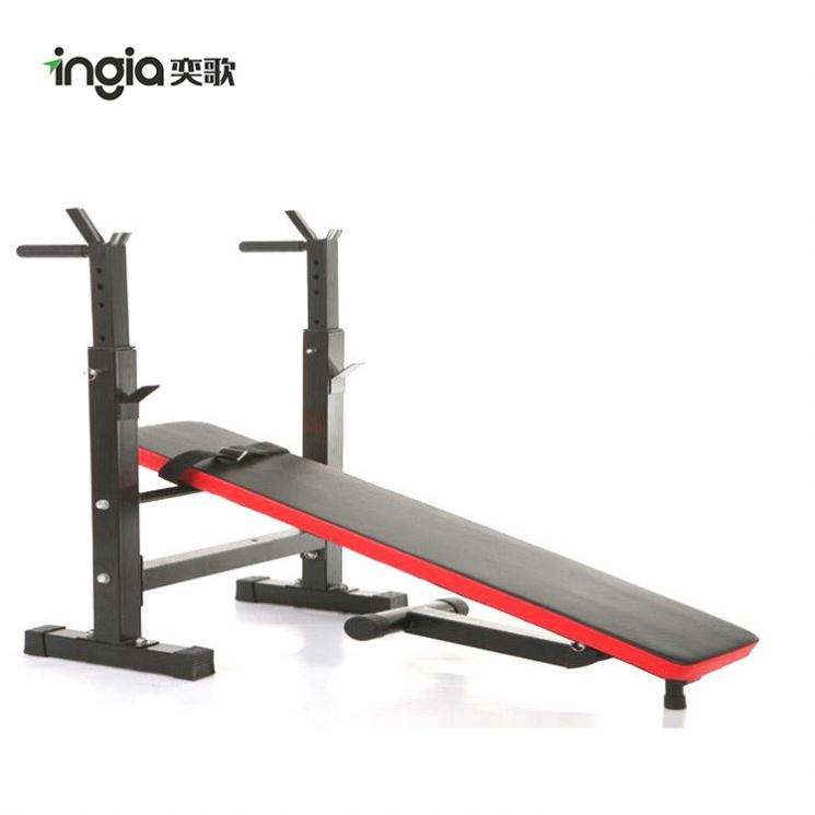 Exercise Multifunctional Body Fitness Weight Lifting Bench