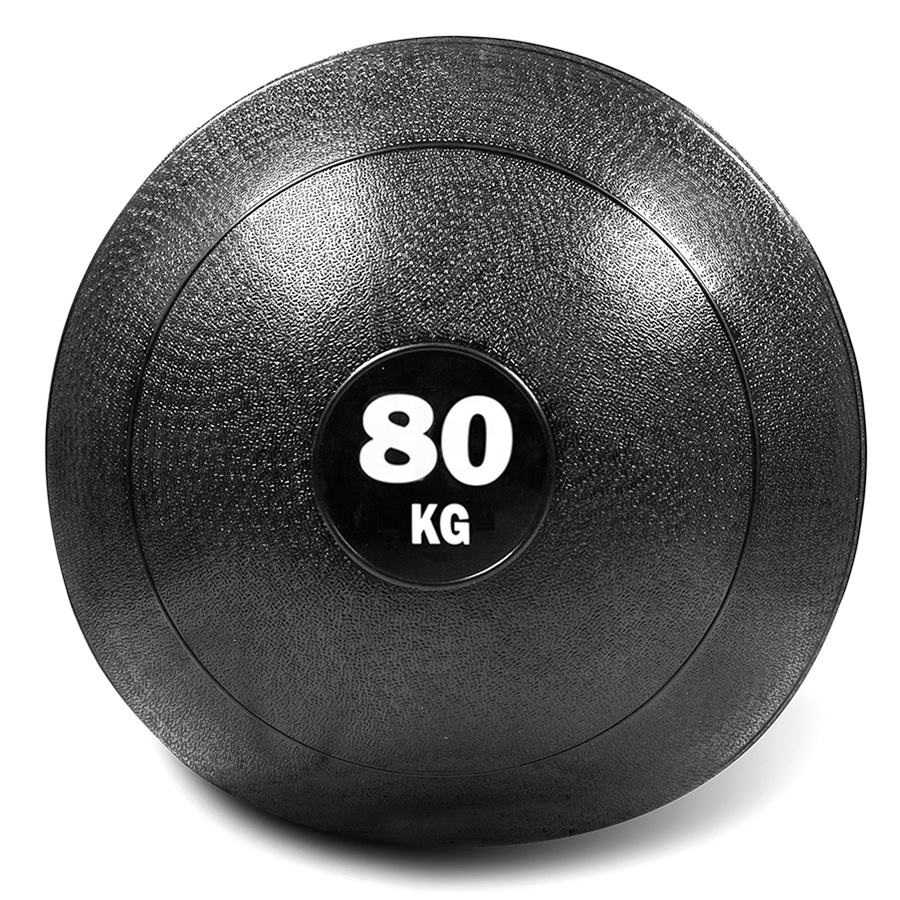 Private Label Multifunktionale Gym Workout Abs Festigkeit Übung 80 kg Slam Ball
