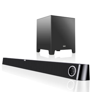 Wireless bluetooth soundbar 5.1 with ARC and powerful subwoofer