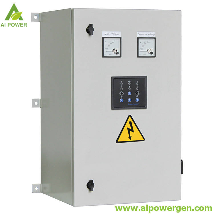 100A 4P copper automatic transfer switch ATS for generator changeover