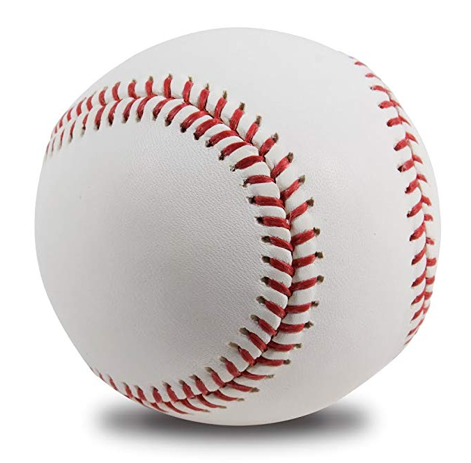 ZF335 High Quality Standard leather baseballs Sewn Baseball Training Sports Outdoor Softball Baseball Products sports toy