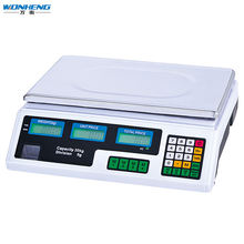 New   Design  30kg/35kg/40kg  Rated  load  Weighing  Digital  Scale/Balance