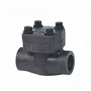 API forged steel A105 swing check valve