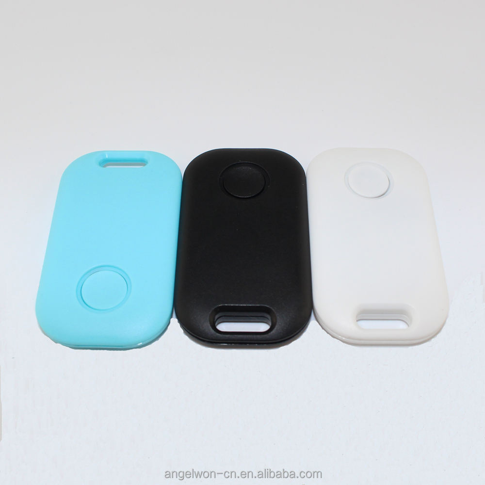 Baru pintar tracker dompet finder Bluetooth 4.0 cara ganda anti-hilang alarm finder kunci