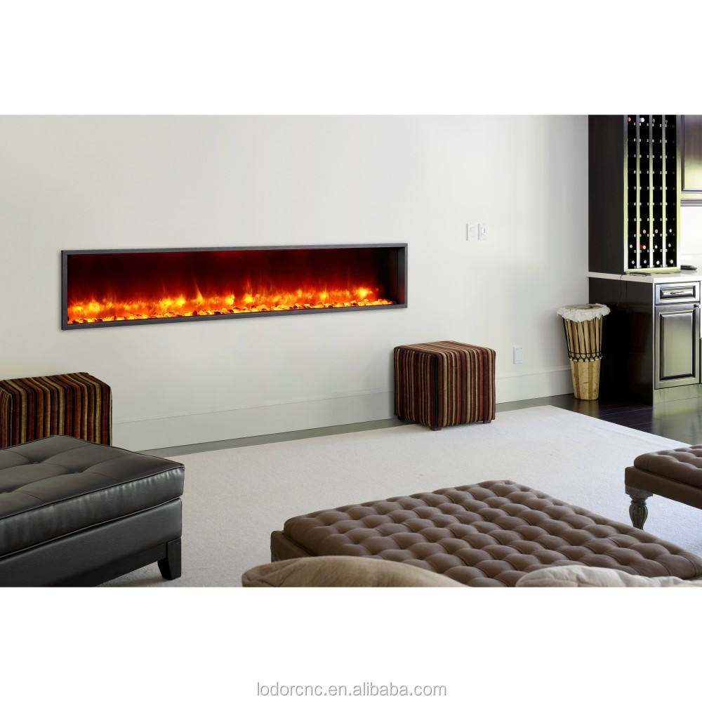 2000mm electric fire place with remote