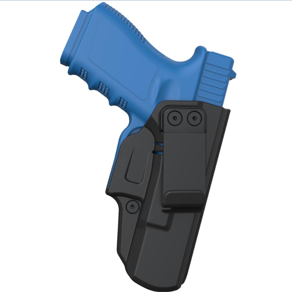 Tactical Holster Fit Glock 19 19X 23 32 45 Gen1-5 Elite force Belt Clip OWB Case