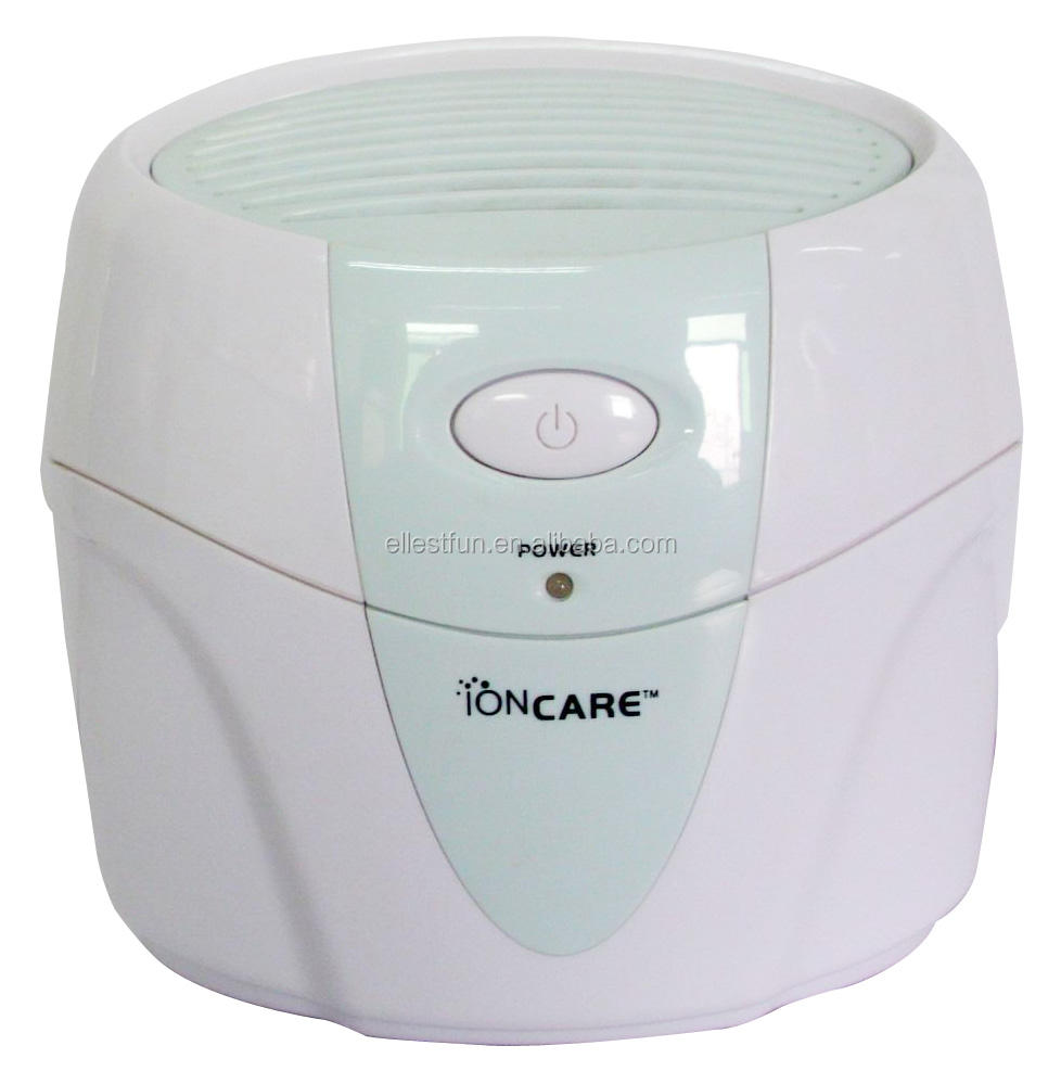 Alibaba HOT sales Fridge Air perifier , battery operated Ozone Air Ionizer with CE