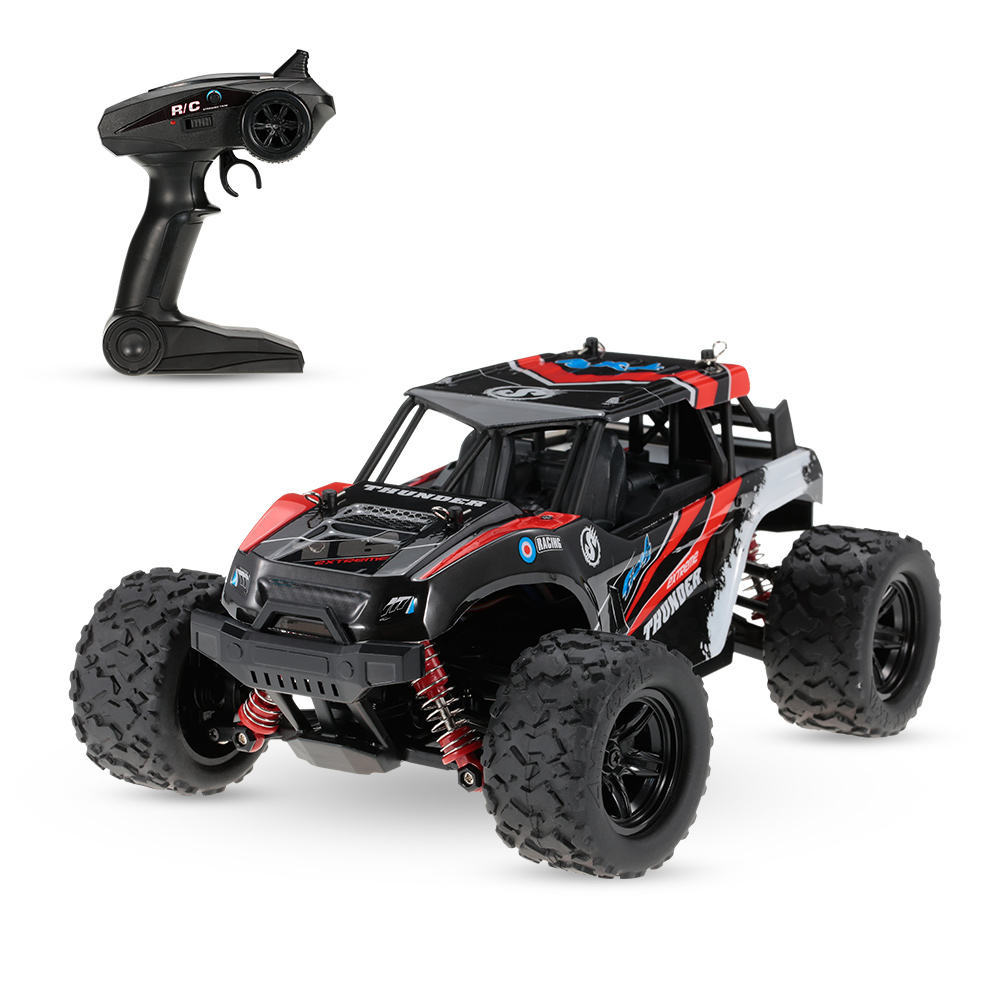 Hobby HS18311 2,4 ghz 4WD 36 km/std Donner Off-Road 1/18 RC High Speed Racing Auto