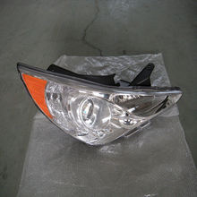 High quality head light for sonata 2011
