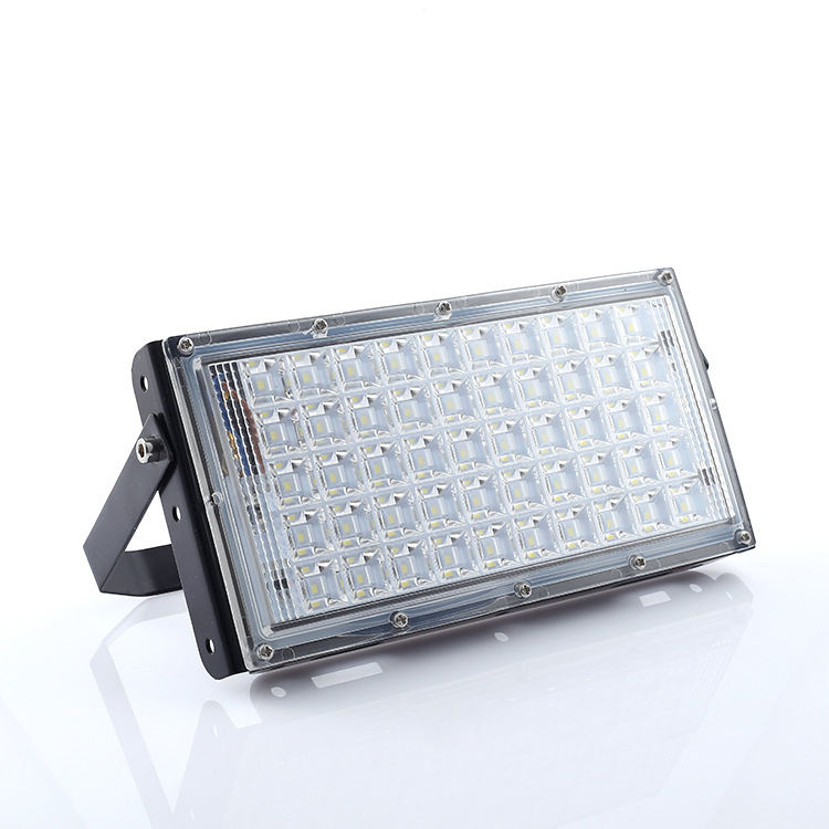Aluminum waterproof explosion proof floodlight 50 watt ip65 100w 220v 150w 200w smd parking led flood light fixture outdoor