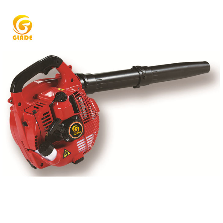 gasoline/petrol 25.4cc mini garden hand-held hand mist leaf snow blower