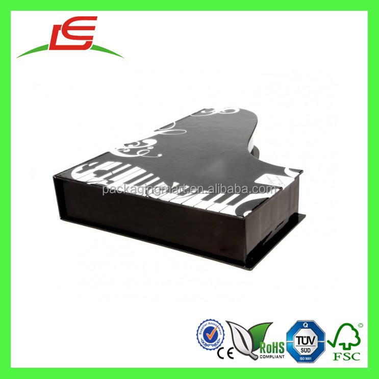 Q1073 Novità di Cartone Piano di Figura di Music Box Made In China